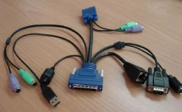 KVM Switch Cable
